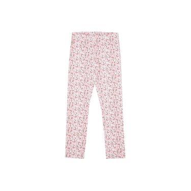 Calça Legging Estampada Rosa Lilica Ripilica - 10106170