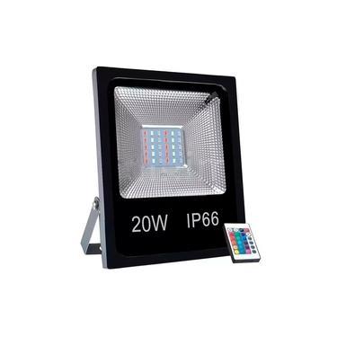 Refletor SMD 20w - RGB
