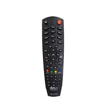 Controle R.Receptor Duosat Trend HD/Troy HD SKY-7491