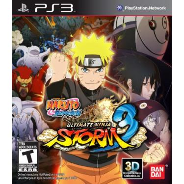 NARUTO SHIPPUDEN FULL BURST 3 - PS3
