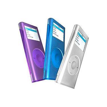 Capas de Silicone Chill Pack p/ iPod Nano 2a. Ger. (3 unid.) - iSkin
