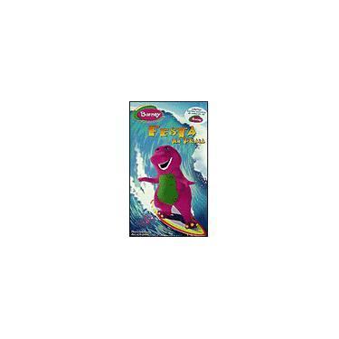 VHS Barney Festa na Praia