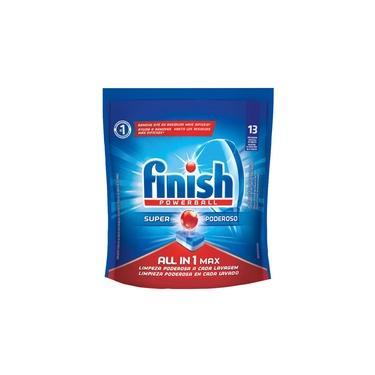 Detergente Lava Louças Finish Tablete Powerball