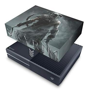 Capa Anti Poeira para Xbox One Fat - Skyrim