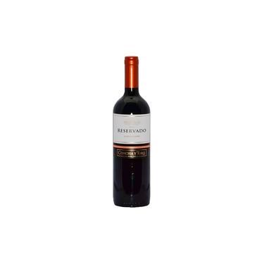 Vinho Tinto Seco Carmenere Reservado 750 ml - Concha Y Toro