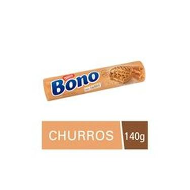Biscoito Recheio Churros Nestlé Bono Pacote 140g