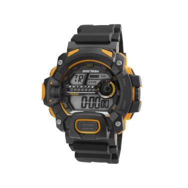 106bc213e75 Relógio Masculino Mormaii Digital MO1132AE 8Y - Preto