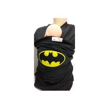 Imagem de Wrap Sling Bordado Tema Batman