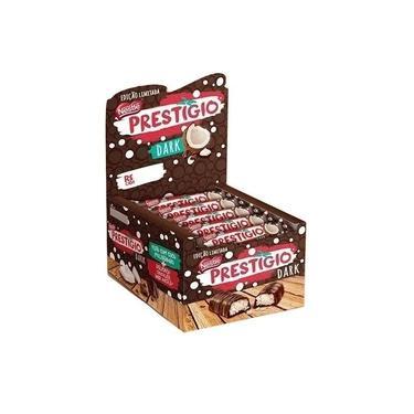 Chocolate Prestigio Dark C/30un 33gr - Nestlé