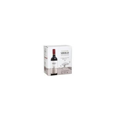 Vinho Miolo Seleção Cabernet Sauvignon & Merlot Tinto 3L