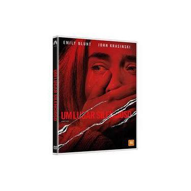 DVD - Um Lugar Silencioso