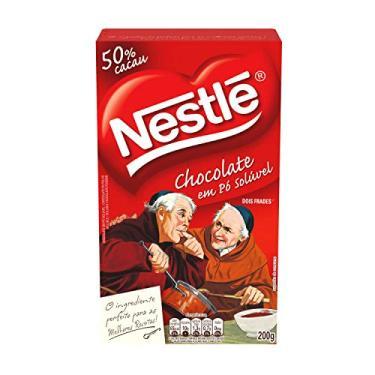 Chocolate em Pó, Nestlé, Dois Frades, 200g