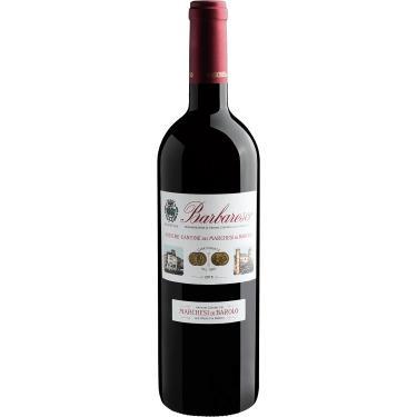 Vinho Tinto -  Marchesi di Barolo Tradizione Barbaresco DOCG 2015 Nebbiolo  - Itália Marchesi Di Barolo
