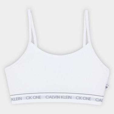 Sutiã Top Calvin Klein CK One Basic