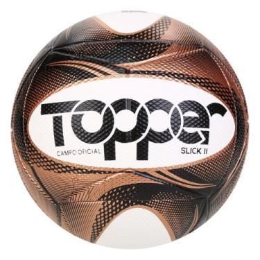 Bola Futebol Campo Slick II Topper Exclusiva