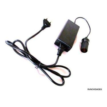 Conversor Adaptador 12v Mini Geladeira Black &decker 24 Litros