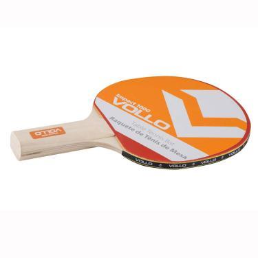 Vollo Sports Raquete Tenis Mesa Impact 1000, Madeira