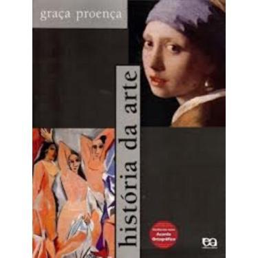 História da Arte - Proenca, Graca - 9788508113194