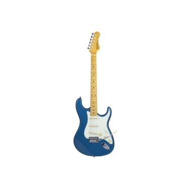 Imagem de Guitarra Strato Tagima TG-530 Serie Woodstock Braço e Escala em Maple Ponte Tremolo Lake Placid Blue
