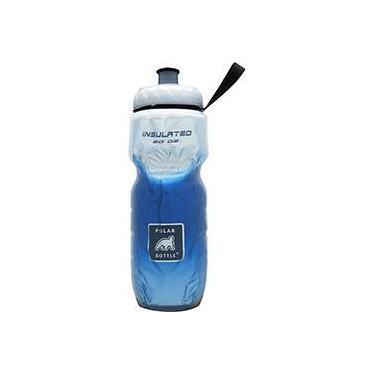 Garrafa Polar 20Oz - 590ml - Degradê Azul