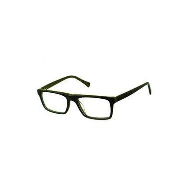 0ba1ce86f242f Armação Óculos De Grau Masculino Acetato Original 6619