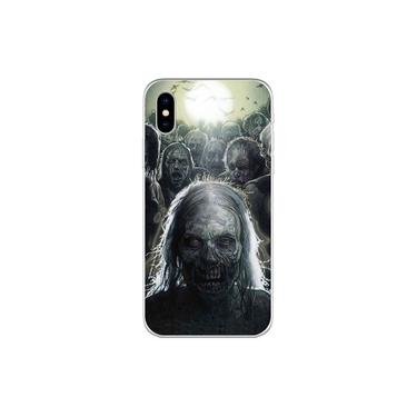 Capa para iPhone XR - The Walking Dead   Zumbis