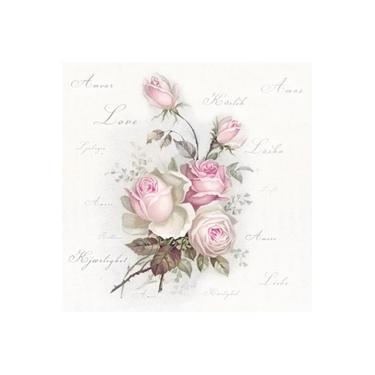 Guardanapo Decoupage Vintage Floral - Ref. 8015