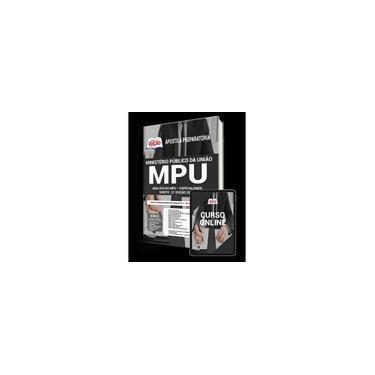 Imagem de Apostila mpu 2021 - Analista do mpu - Direito 2ª Edição