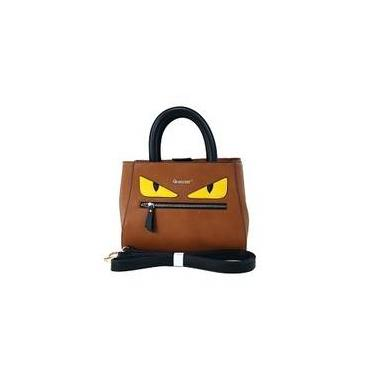 Bolsa Queens Paris Caramelo 8975ca65a9c