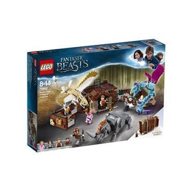 Lego Harry Potter Animais Fantásticos Mala de criaturas do Newt 75951 Lego