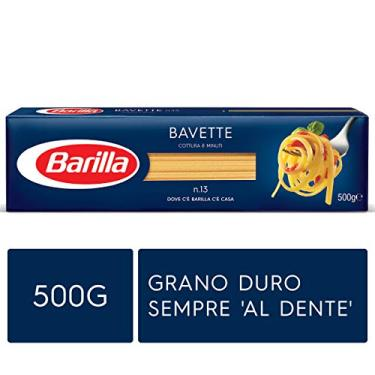 Macarrão Grano Duro Bavette N.13 Barilla 500g