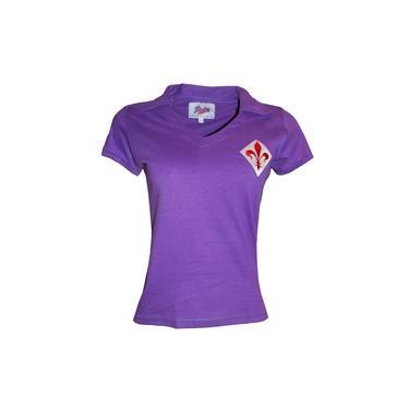 Camisa Liga Retrô Fiorentina Feminina
