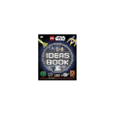 Imagem de Livro - lego Star Wars Ideas Book: More than 200 Games, Activities, and Building Ideas