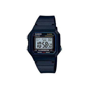 e0bfce3d931 Relógio Digital Masculino Casio W-217H-1AVDF