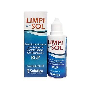bb824027bd LIMPI SOL - Solução de limpeza para lentes de contato Rígidas (RGP)