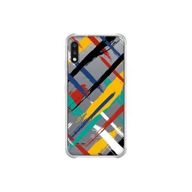 Case Capa Capinha P/ Lg K22 (0157) Coloridos
