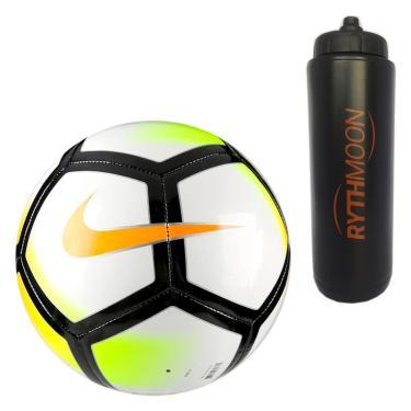 Kit Bola de Futebol de Campo Pitch Nike SC3136 + Squeeze Automático 1lt b60c879d9c7ee