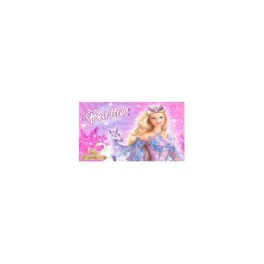 Imagem de Painel De Festa Infantil Em Tecido Tema Barbie 7
