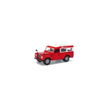 Imagem de Land Rover Bburago 1:24 Vermelho