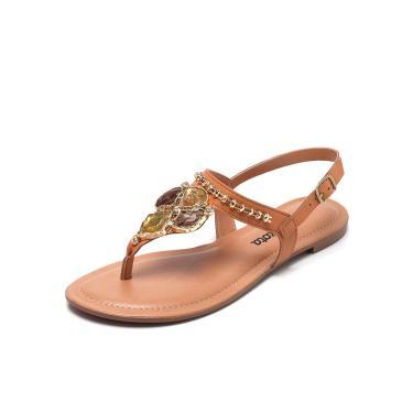 ad7e6660e Sandália Feminino Dakota   Moda e Acessórios   Comparar preço de ...