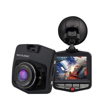 Câmera Veicular DVR 1080p HD Multilaser - AU021 AU021