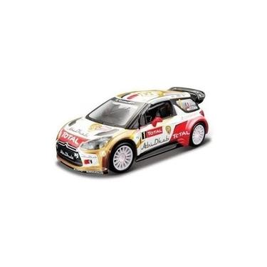 Imagem de Miniatura Citroen Ds3 2013 Sebastian L. Rally 1/32 Bburago