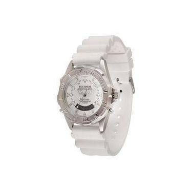 584010ef860 Relógio Technos Masculino Skydiver T20562 8b Branco Anadigi