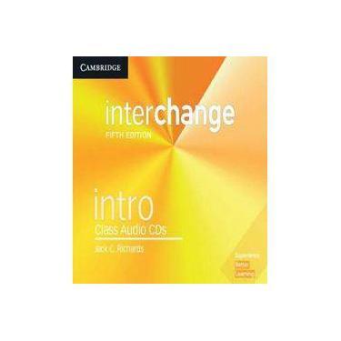 "Interchange Intro Class Audio Cds - ""richards, Jack C."" - 9781316622216"