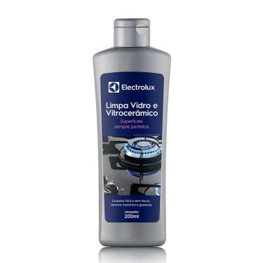 Limpa vidro e vitrocerâmica líquido Electrolux limpeza eficiente e profunda