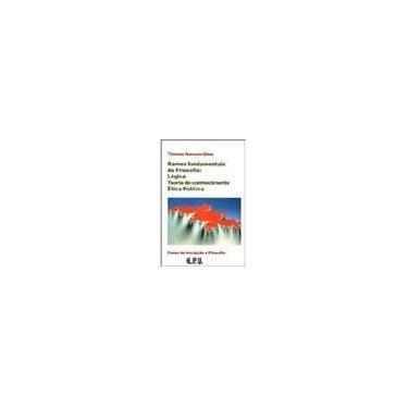 Ramos Fundamentais Da Filosofia - Thomas Ransom Giles - 9788512790404