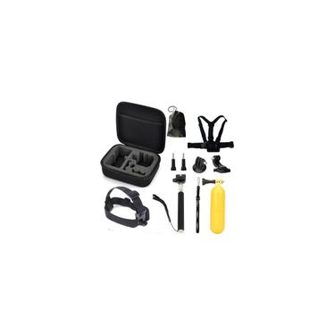 Imagem de 10 em 1 para a câmera GoPro Acessórios Sports Kit Acessórios para GoPro herói 6/5/4/3-GO