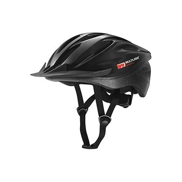 Imagem de Capacete Multilaser para Ciclismo Atrio Grande Adulto - Preto