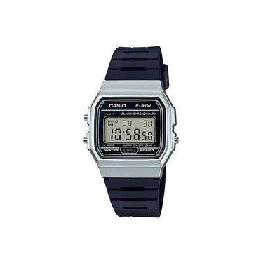 92e7ed5a4e4 Relógio de Pulso Unissex Casio Shoptime