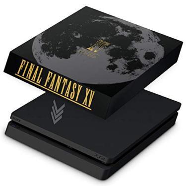 Capa Anti Poeira para PS4 Slim - Final Fantasy XV Bundle
